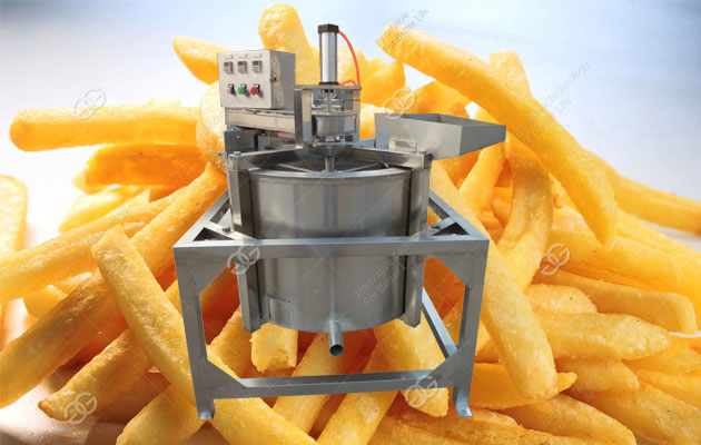 Automatic French Fries De-oiling Machine|French Fries Oil Removing Machine