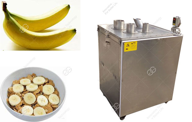 Automatic Banana Cutting Machine|Automatic Plantain Chips Cutting Machine